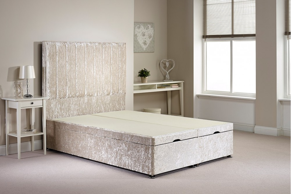 Swell Double Foot End Opening Ottoman Bed Barnshaw Ocoug Best Dining Table And Chair Ideas Images Ocougorg