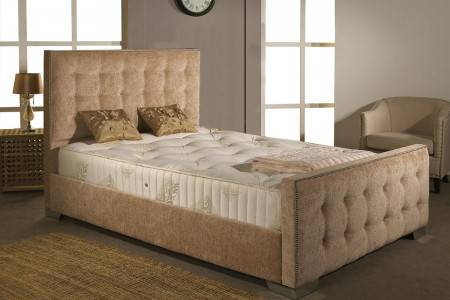 Delano Modern Design Bed Frame