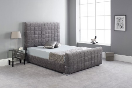 Hand Crafted Upholstery Bed Frame