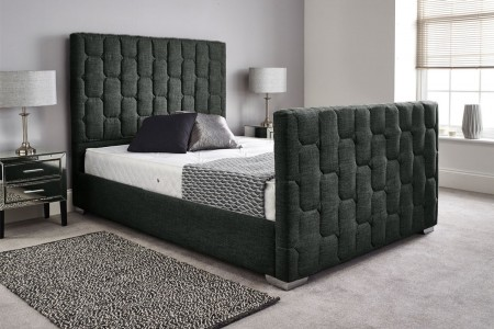 Highland Quilted Bed Frame