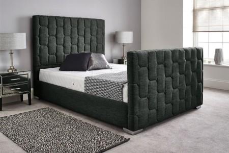 Highland Quilted Bed Frame