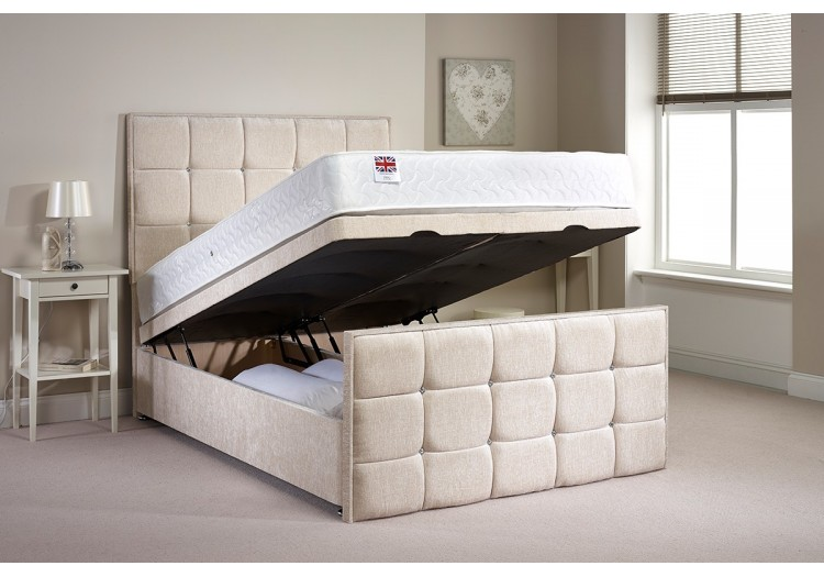 Aston Foot End Opening Ottoman Bed