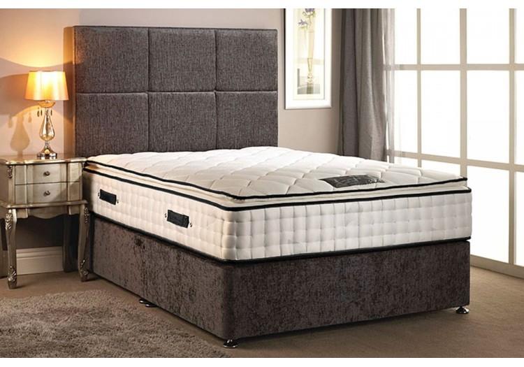 Double Divan Bed Set Layla