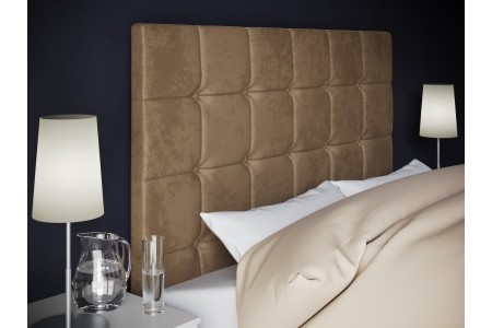 24in High Strut Linen Headboard