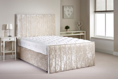 Single Peacehaven Foot End Opening Ottoman Bed