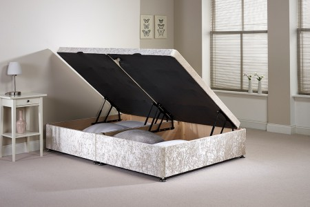 King Millbank Side Opening Ottoman Bed