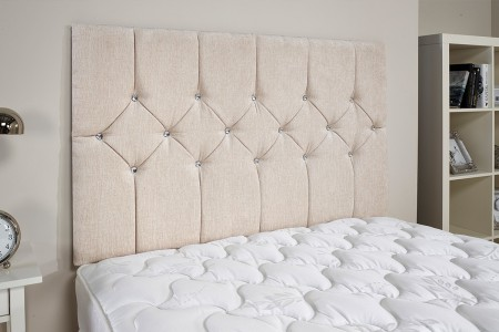 54in High Floor Standing Backcare Headboard