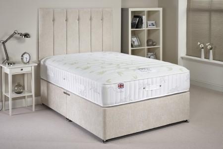 London Single Divan Bed