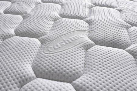 Sovereign Quilted Pocket Sprung Memory Foam Mattress