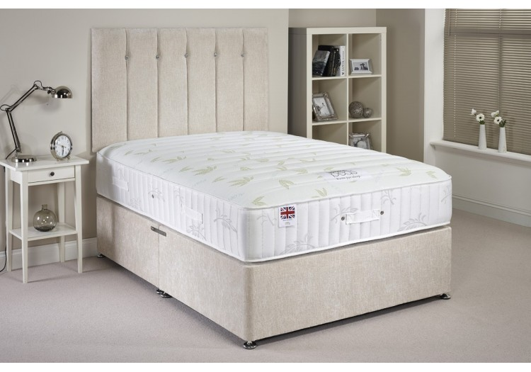 London Double Divan Bed