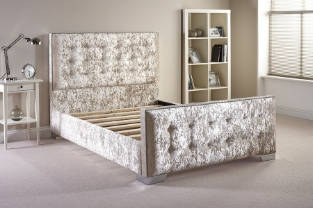 Delano Single Upholstered Bed