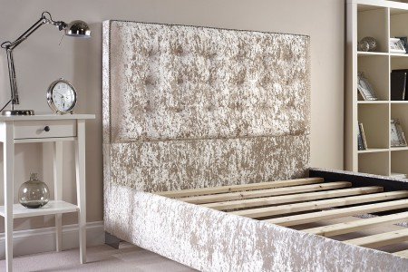 Delano Small Double Upholstered Bed