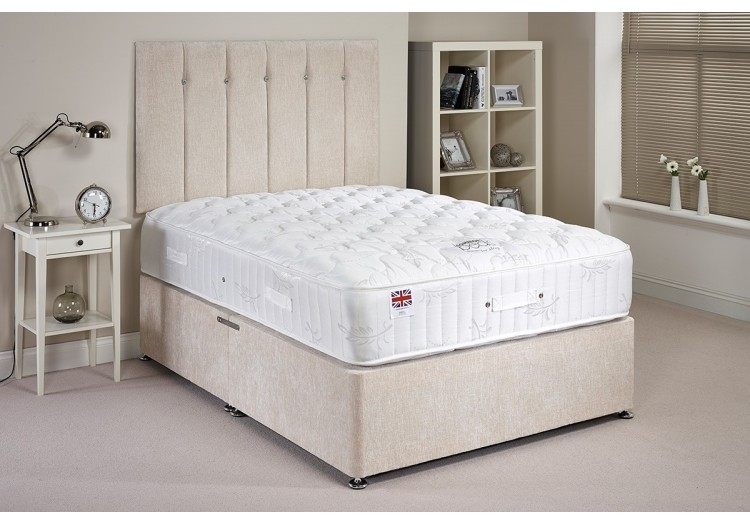Newcastle Small Double Divan Bed