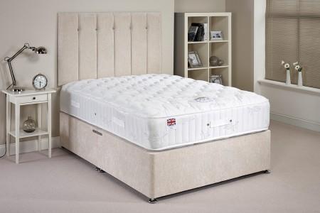 Newcastle Double Divan Bed