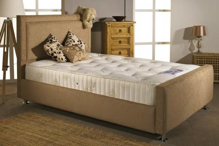 Calvin Single Upholstered Bed