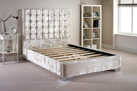 Copland Small Single Upholstered Bed