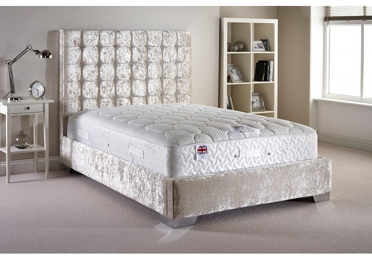 Copland Single Upholstered Bed