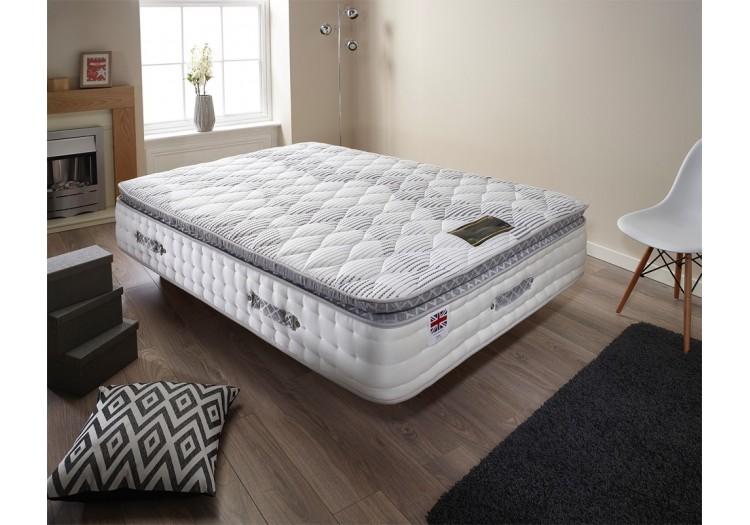 6000 Gold Pillowtop Coolblue Mattress