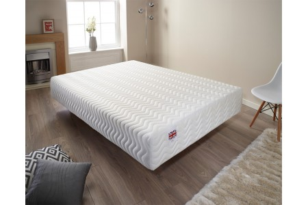7-Zone 6+2 Memory Foam Mattress