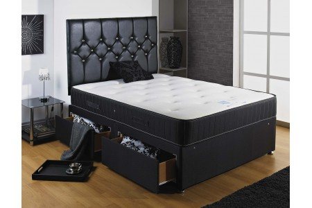 Backcare Mattress With Divan Bed Base