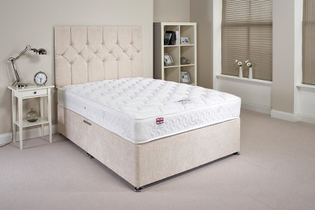 Regal Open Coil Divan Bed Set