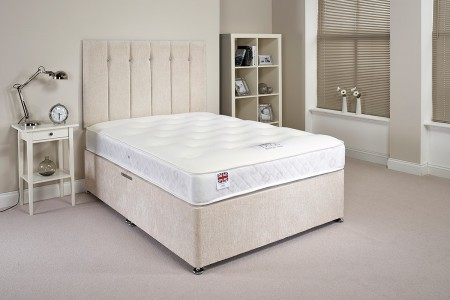 Ortho Memory Foam Divan Bed Set