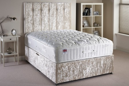 Quilted Ortho Support Divan Bed Set