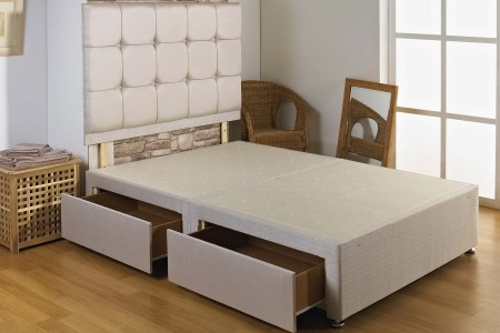 Cashmera Divan Bed Base main image