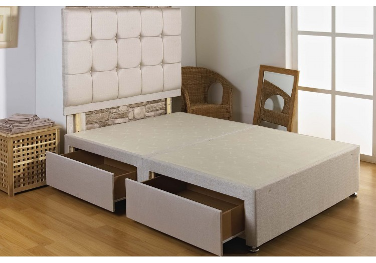 Cashmera Divan Bed Base Only