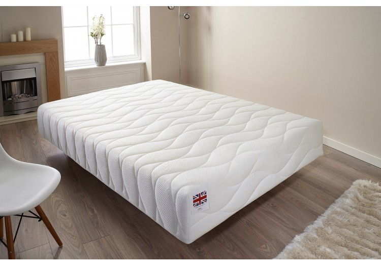 20cm Deep Coolflex Quilted Memory Foam Mattress