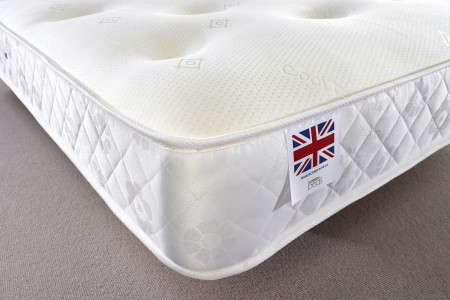 20cm Deep Sprung Ortho Memory Mattress