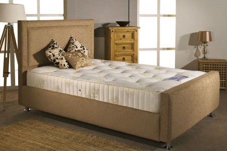 Calvin Fabric Upholstered Bed Frame