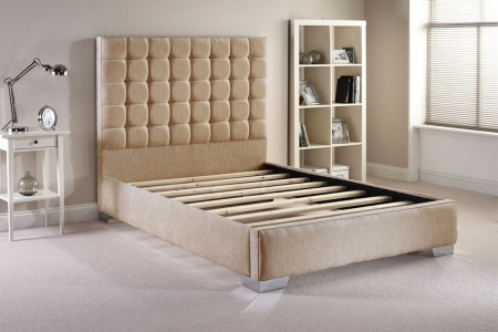 New Design High Quality Fabric Bed Frame