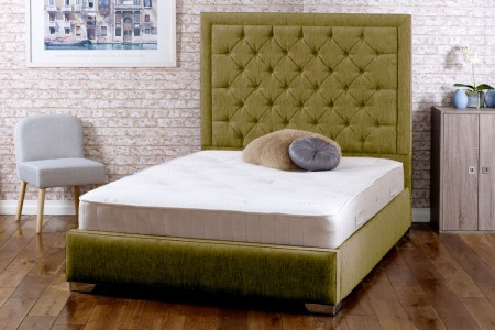 Chelsea Hand Crafted Upholstered Bed Frame