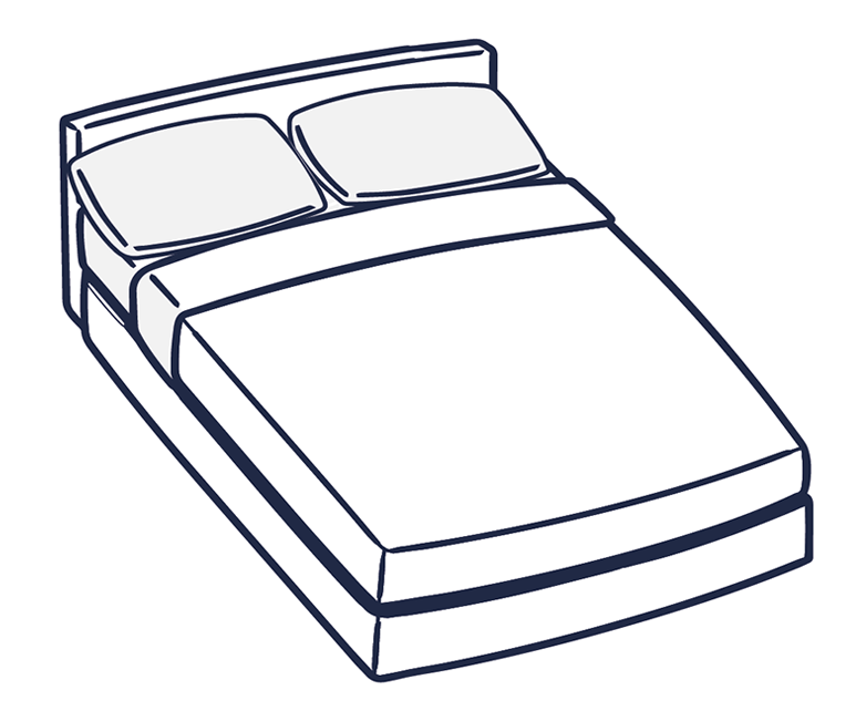 Small_double_bed illustration