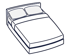Double_bed illustration