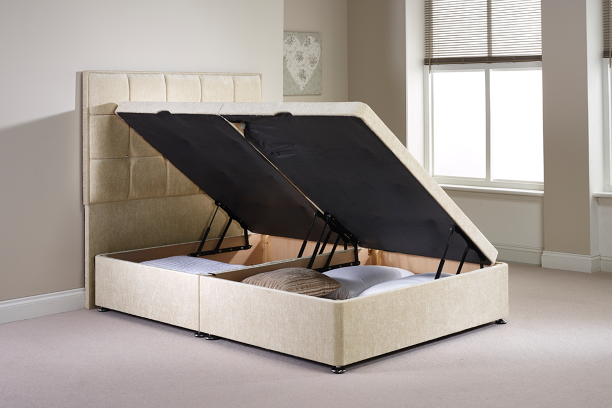 Storage bed by Next Divan