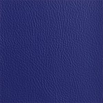 Faux Leather Royal Blue