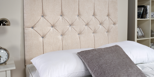 Choosing the best fabric for your headboard covering